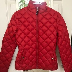 Tommy Hilfiger puff jacket